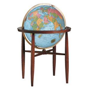 地球儀 フィンレイ型 英語版 ブルーオーシャン