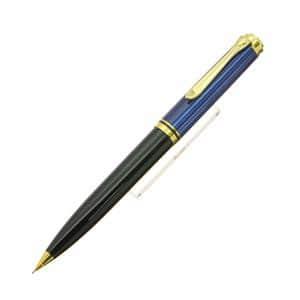 メカニカルペンシル スーベレーン D600 ブルー縞
