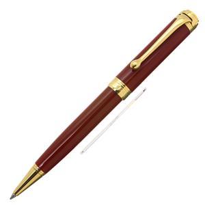 ボールペン タレンタム ゴールド ボルドー