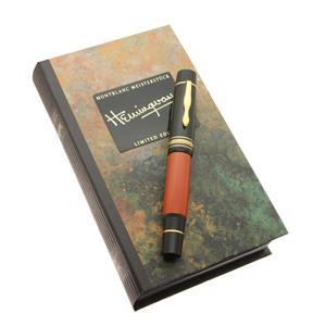 万年筆 作家シリーズ1992 ヘミングウェイ M