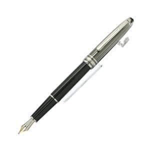 万年筆 マイスターシュテュック #144 ソリテール ドゥエ ブラック&ホワイト クラシック M