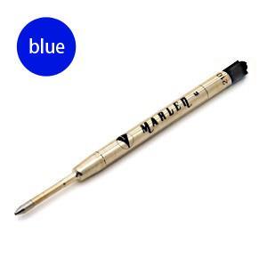 ボールペン替芯 ブルー M