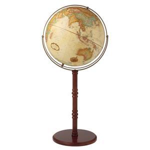 地球儀 コモドールII型 英語版