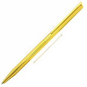 ボールペン クラシック ゴールドプレート ライン