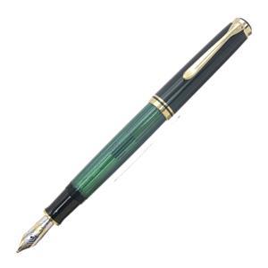 万年筆 スーベレーン M800 緑縞 3B