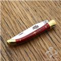 ポケットナイフ 9cm Red