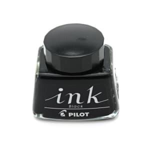 ボトルインク PILOT INK-30 ブラック