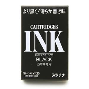 カートリッジインク ブラック