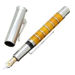 GRAF VON FABER-CASTELL グラフフォンファーバーカステル 万年筆 ペン・オブ・ザ・イヤー2004 琥珀 M メイン