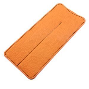 ペンケース フラット2 オレンジ