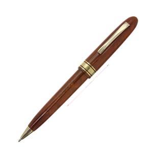 ボールペン A.M.87コレクション ブライヤーウッド オレンジ