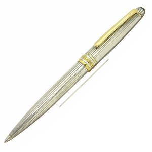 ボールペン マイスターシュテュック ソリテール #1648 スターリングシルバー クラシック