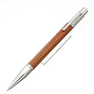 メカニカルペンシル バリアス メットウッド 0.7mm
