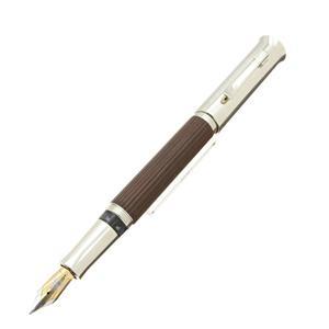 万年筆 ペン・オブ・ザ・イヤー2003 スネークウッド M