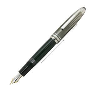 万年筆 マイスターシュテュック ソリテール #146 ドゥエ ブラック&ホワイト ル・グラン M
