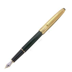 万年筆 マイスターシュテュック ソリテール #14144 ドゥエ ゴールドプレート クラシック EF