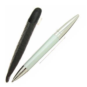 ボールペン ヨルグ・ペン ミニサイズ ラッカー ライトグリーン