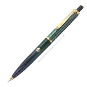 メカニカルペンシル スーベレーン D500 緑縞 0.5mm