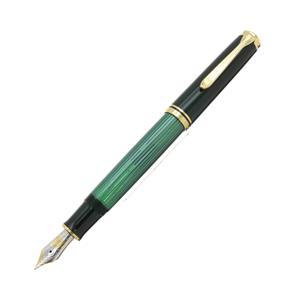 万年筆 スーベレーン M800 緑縞 EF