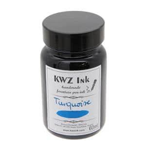 KWZ Ink カヴゼットインク ボトルインク カヴゼットインク(KWZInk) ターコイズ 60ml メイン