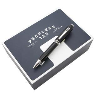 ボールペン ピアレス125 ブラックラッカー