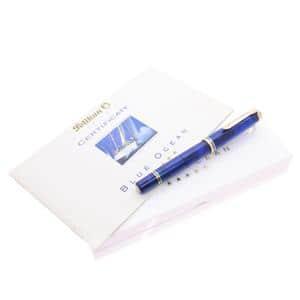 万年筆 リミテッドエディション M800 ブルーオーシャン M