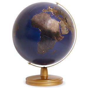 地球儀 夜の地球儀 (No.3058)