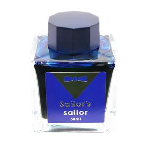 SAILOR セーラー ボトルインク Sailor's sailor インク工房15年記念 50ml メイン