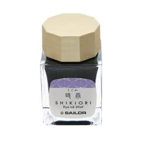 SAILOR セーラー ボトルインク SHIKIORI [四季織] 十六夜の夢 時雨 20ml メイン