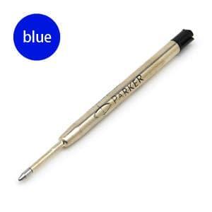 ボールペン替芯 クインク 青 F