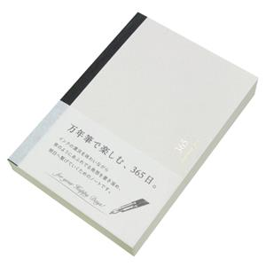 ノート 365notebook FP 雪 (A6)