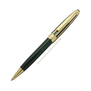 ボールペン マイスターシュテュック ソリテール #164 ドゥエ ゴールド/ブラック クラシック