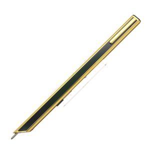 ボールペン テッシー ラッカー ブラック/ゴールド