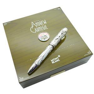 万年筆 パトロンシリーズ2002 アンドリュー・カーネギー リミテッドエディション888 M