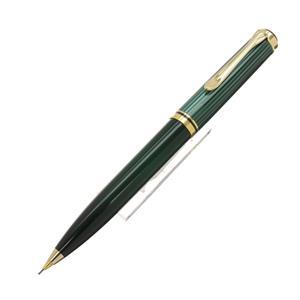 メカニカルペンシル スーベレーン D600 緑縞 0.7mm