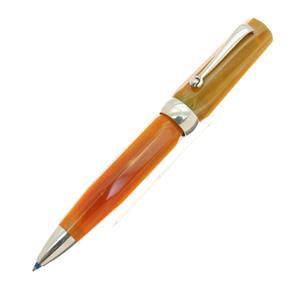 ボールペン ミクラ キャメルブラウン