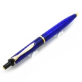 Pelikan ペリカン ボールペン K200 スケルトン ダークブルー