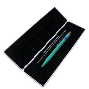 ボールペン 849 クレーム・ユア・スタイル エディション2 ベロネーゼグリーン 【限定品】