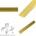 MIDORI ミドリ ブラス 15cm定規 無垢 1