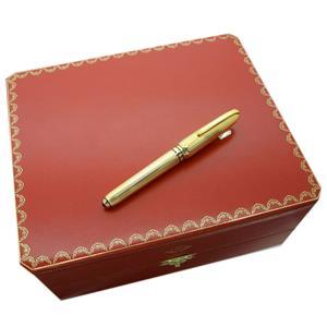万年筆 リミテッドエディション1997 150周年記念 ルイ・カルティエ 18Kソリッドゴールド M