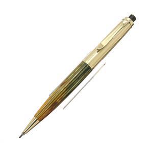 メカニカルペンシル #550 ロールドゴールド/茶縞 1.18mm