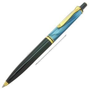 ボールペン トラディショナル K250 マーブルブルー