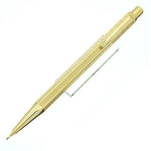 メカニカルペンシル エクリドール アーバン ゴールドプレート 0.7mm
