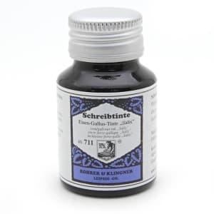 ボトルインク サリックス(没食子インク) 50ml