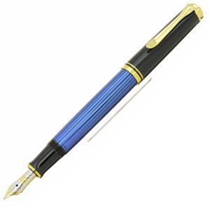 万年筆 スーベレーン M400 ブルー縞 EF