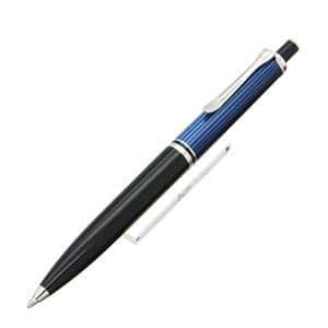 Pelikan ペリカン ボールペン スーベレーン K405 ブルー縞 メイン