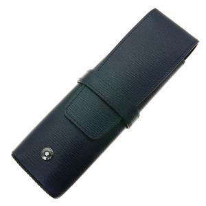 ペンケース 4810 ウエストサイド ブルー 2本用