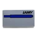 LAMY ラミー カートリッジインク LT10 ブルー (5本入り)