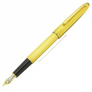 万年筆 マイスターシュテュック ソリテール #1444 ゴールドプレート バーレイ M