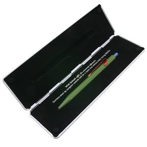 CARAN d'ACHE カランダッシュ ボールペン 849 クレーム・ユア・スタイル グリーン 【限定品】 メイン